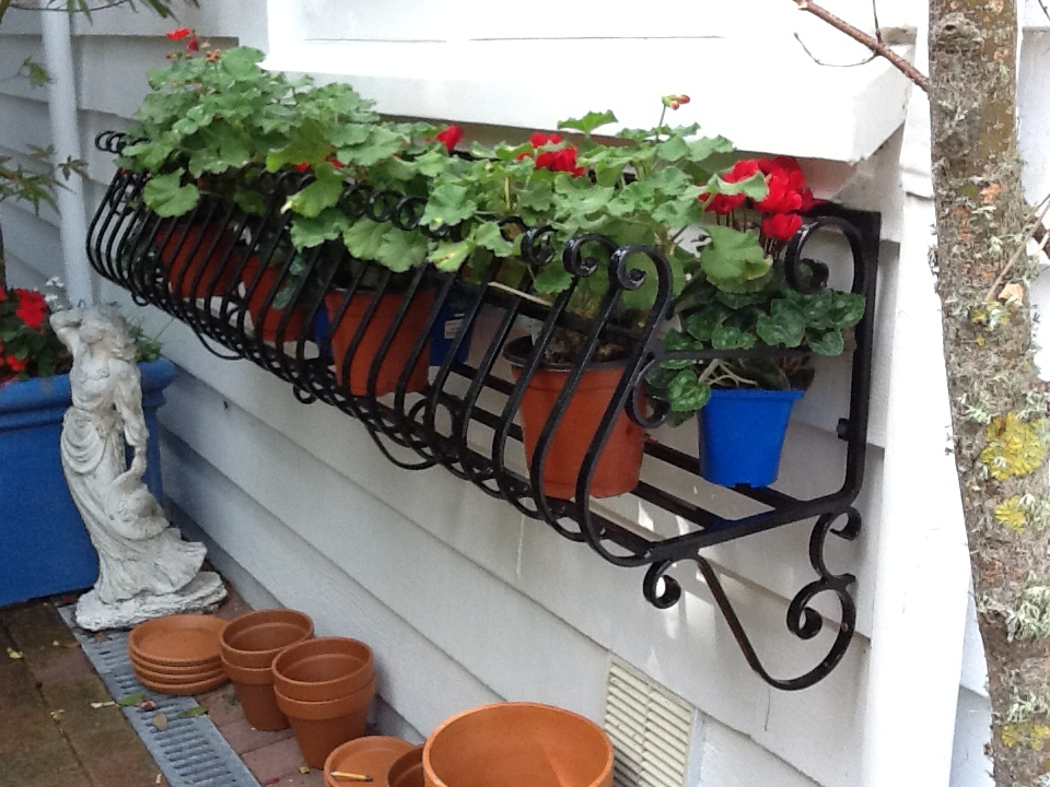 Wrought Iron Garden Products