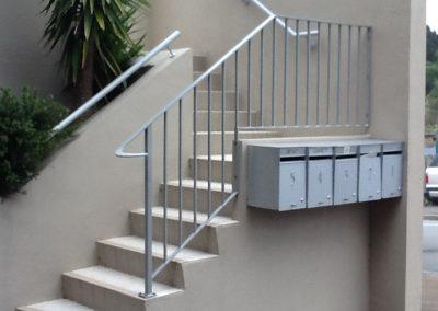 Tube Handrail - H2