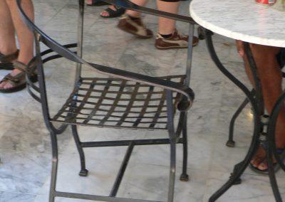 Chair Lattice Seat