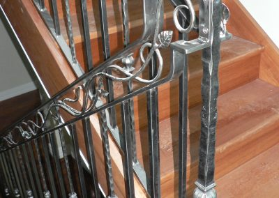 Handrail profile bar - H25