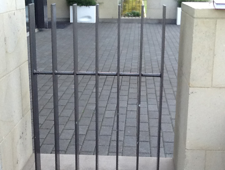 Wrought Iron Guards