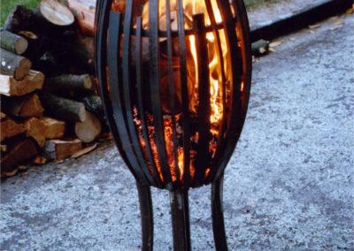 Outdoor Log Burner - FP22