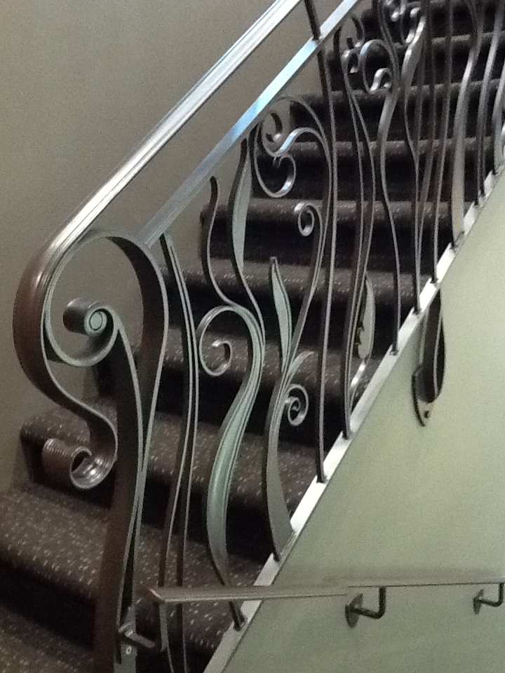 Wrought Iron Balustrades Simplysteel Wellington New