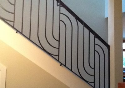 Art Deco Balustrade - IB15