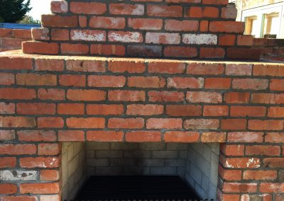Square Bar Fire Grate - FP8