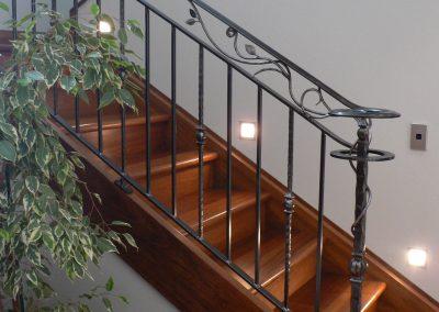 Handrail profile bar - H17