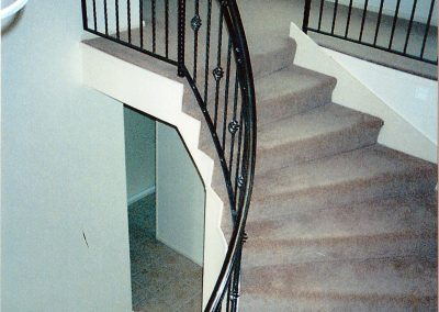 Stair Double Balustrade - IB43