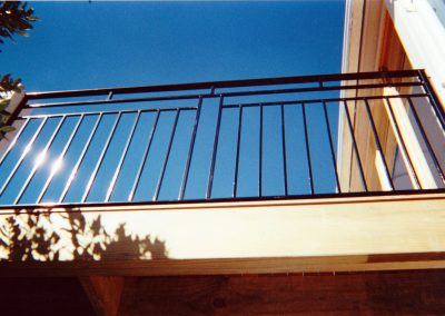 Fencing Full Twist Baluster - F14