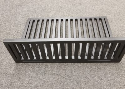 Square Fire Grate - FP8
